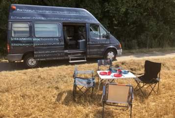 Wohnmobil mieten in Hannover von privat | Ford Die Welt