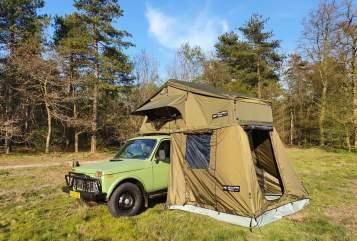 Wohnmobil mieten in Tilburg von privat | Lada NatureGem
