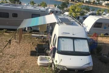 Wohnmobil mieten in Molbergen von privat | Pössl  Andi Camper
