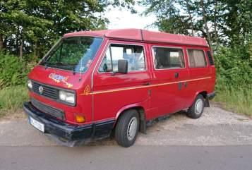 Wohnmobil mieten in Kerpen von privat   VW Flip