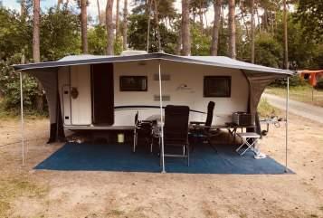 Wohnmobil mieten in Veitsbronn von privat | Bürstner Premio 495TK
