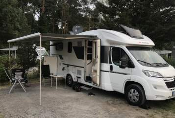 Wohnmobil mieten in Esterwegen von privat | Adria KeToMobil
