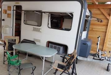Wohnmobil mieten in Dresden von privat | Knaus Wohni