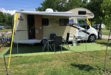 Wohnmobil mieten in Pfullendorf von privat | Ahorn Camp Ahorn Canada AS
