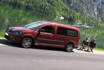 Wohnmobil mieten in Liesing von privat | VW Caddy Maxi DSG