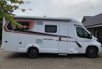 Wohnmobil mieten in Lingen von privat | Weinsberg Pépé