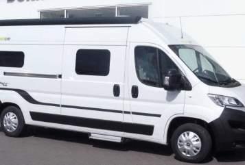 Wohnmobil mieten in Marienheide von privat   Hymercar Hymer Free 600