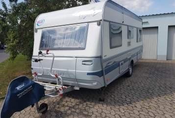 Wohnmobil mieten in Kitzingen von privat | Fendt Molly