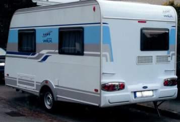 Wohnmobil mieten in Quickborn von privat | Wilk, Knaus Tabbert Wilk Camper 400
