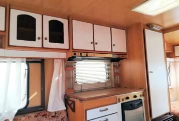Wohnmobil mieten in Moers von privat | WILK EL VETERANO