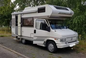 Wohnmobil mieten in Leimen von privat | Hymer Camp 55 WoMo