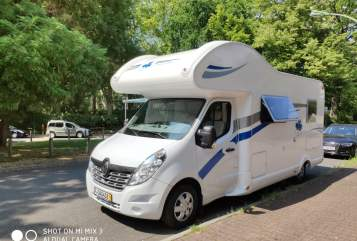 Wohnmobil mieten in Frankfurt am Main von privat | Ahorn Supermobil