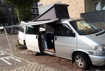 Wohnmobil mieten in Amsterdam von privat | Volkswagen Transporter T4