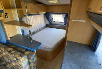 Wohnmobil mieten in Rostock von privat | Hobby Hobby SFE 440