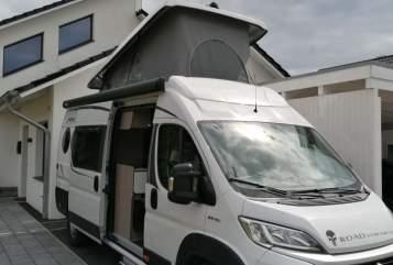 Wohnmobil mieten in Leezen von privat | Pössl PÖSSI