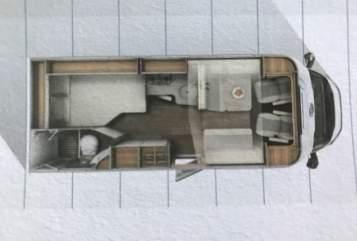 Wohnmobil mieten in Malberg von privat | Carado Glückskind