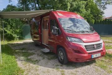 Wohnmobil mieten in Waldshut-Tiengen von privat | Weinsberg Duetto