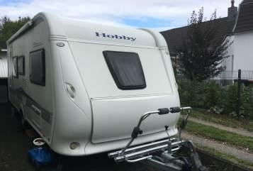 Wohnmobil mieten in Burscheid von privat | Hobby Gustav