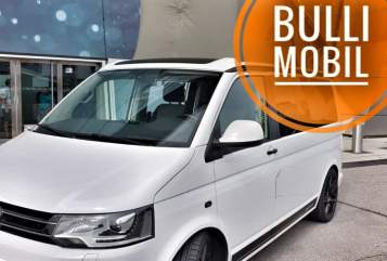 Wohnmobil mieten in München von privat | VW T5 Allrad BULLI Mobil