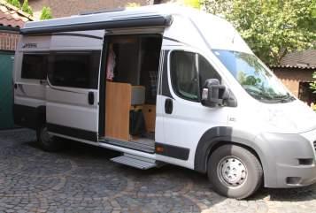 Wohnmobil mieten in Dorsten von privat | Pössl  Berti