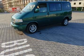 Wohnmobil mieten in Bonn von privat | VW Harry