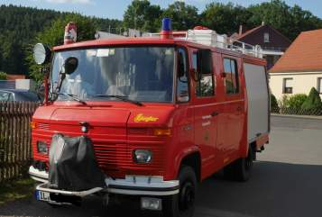 Wohnmobil mieten in Plaue von privat | Mercedes Benz Ilse