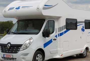 Wohnmobil mieten in Am Mellensee von privat | Renault Ahorn 660