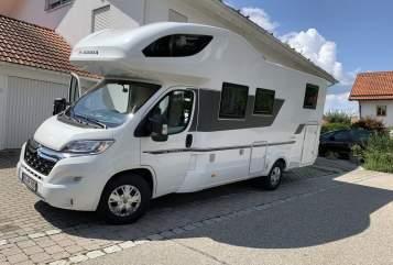 Wohnmobil mieten in Bruckmühl von privat | Adria Idylltogo