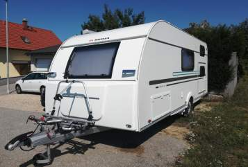 Wohnmobil mieten in Sierndorf von privat   Adria FoxBox + Klima