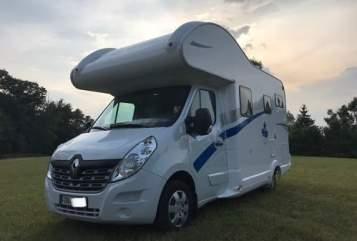 Wohnmobil mieten in Eurasburg von privat | Ahorn JOY and SUN