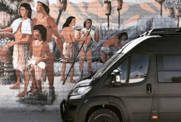 Wohnmobil mieten in 's-Gravenzande von privat | Fiat @Campy_the_Van