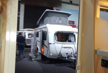 Wohnmobil mieten in Stelle von privat | Hymer Eriba Feeling