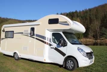 Wohnmobil mieten in Solingen von privat | Ahorn Canada Ad