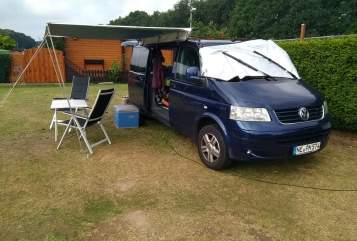 Wohnmobil mieten in Grevenbroich von privat | VW Rudolf