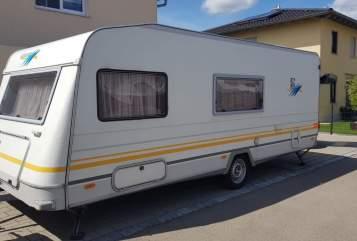 Wohnmobil mieten in Meitingen von privat | Knaus Fridolin