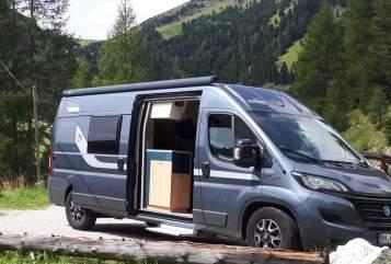 Wohnmobil mieten in Frechen von privat   Knaus Maxi