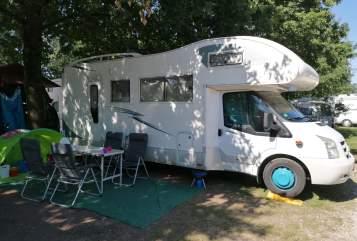 Wohnmobil mieten in Rottenburg am Neckar von privat | Rimor Flitzer ⛱☀