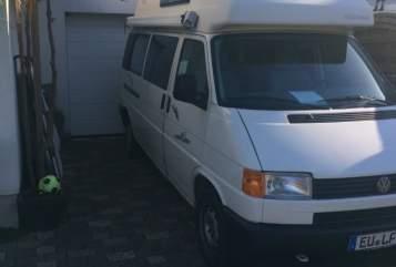 Wohnmobil mieten in Euskirchen von privat | VW Hexclusive