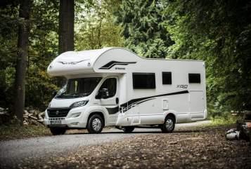 Wohnmobil mieten in Paderborn von privat | XGO Libori