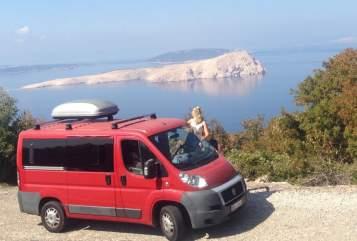Wohnmobil mieten in Rostock von privat | Fiat Flomi