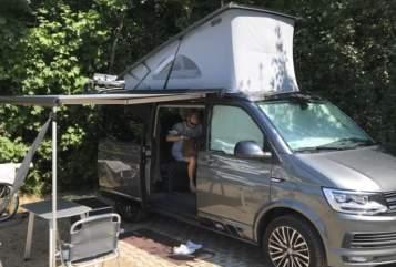 Wohnmobil mieten in Großhansdorf von privat | VW Beach-Bulli