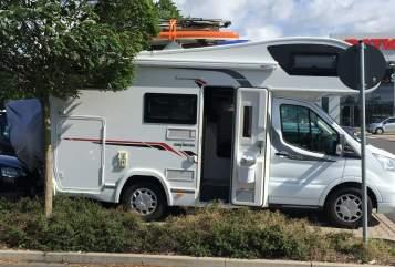 Wohnmobil mieten in Eresing von privat | Challenger/ Ford WoMo VABS