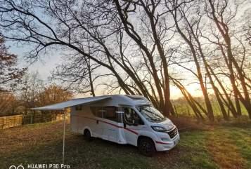 Wohnmobil mieten in Heideblick von privat | Fiat Sunny