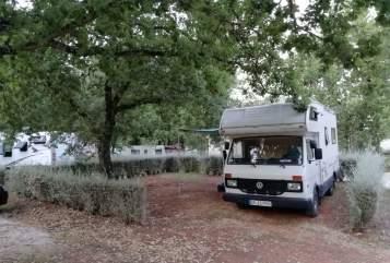 Wohnmobil mieten in Geislingen an der Steige von privat | VW LT 35 Eggi