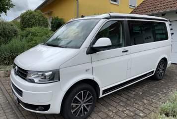Wohnmobil mieten in Ingolstadt von privat | VW White Bulli