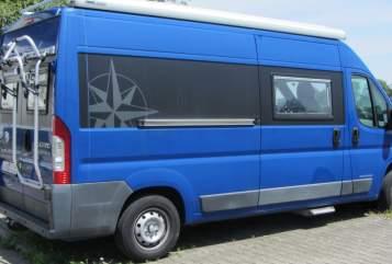 Wohnmobil mieten in Künzelsau von privat | Fiat Ducato Dixi