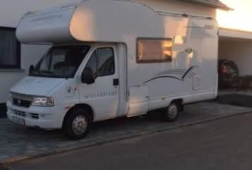 Wohnmobil mieten in Schwäbisch Gmünd von privat | Fiat Ducato  WOMI