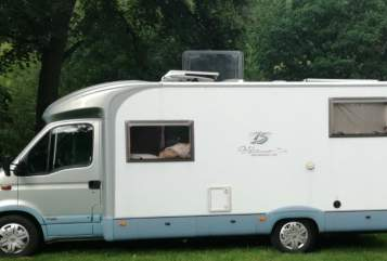 Wohnmobil mieten in Mülheim an der Ruhr von privat | Bürstner  Delfin