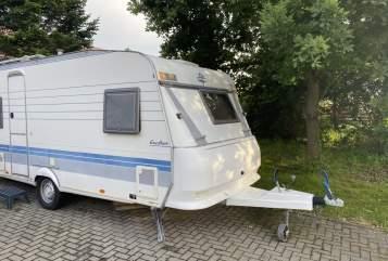 Wohnmobil mieten in Meißen von privat | Hobby  Hobby 560