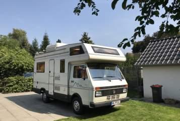 Wohnmobil mieten in Hamburg von privat | Volkswagen Paul